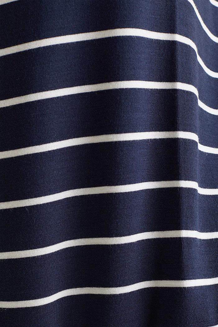 Jumpsuit aus Jersey-Stretch, NAVY, detail image number 6