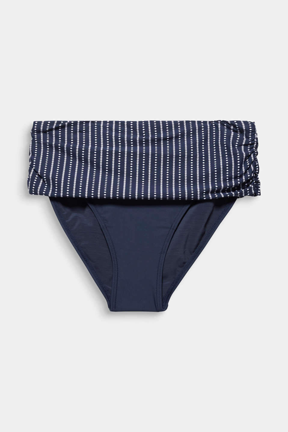Shaping briefs with a waistband trim, NAVY 2, detail image number 4