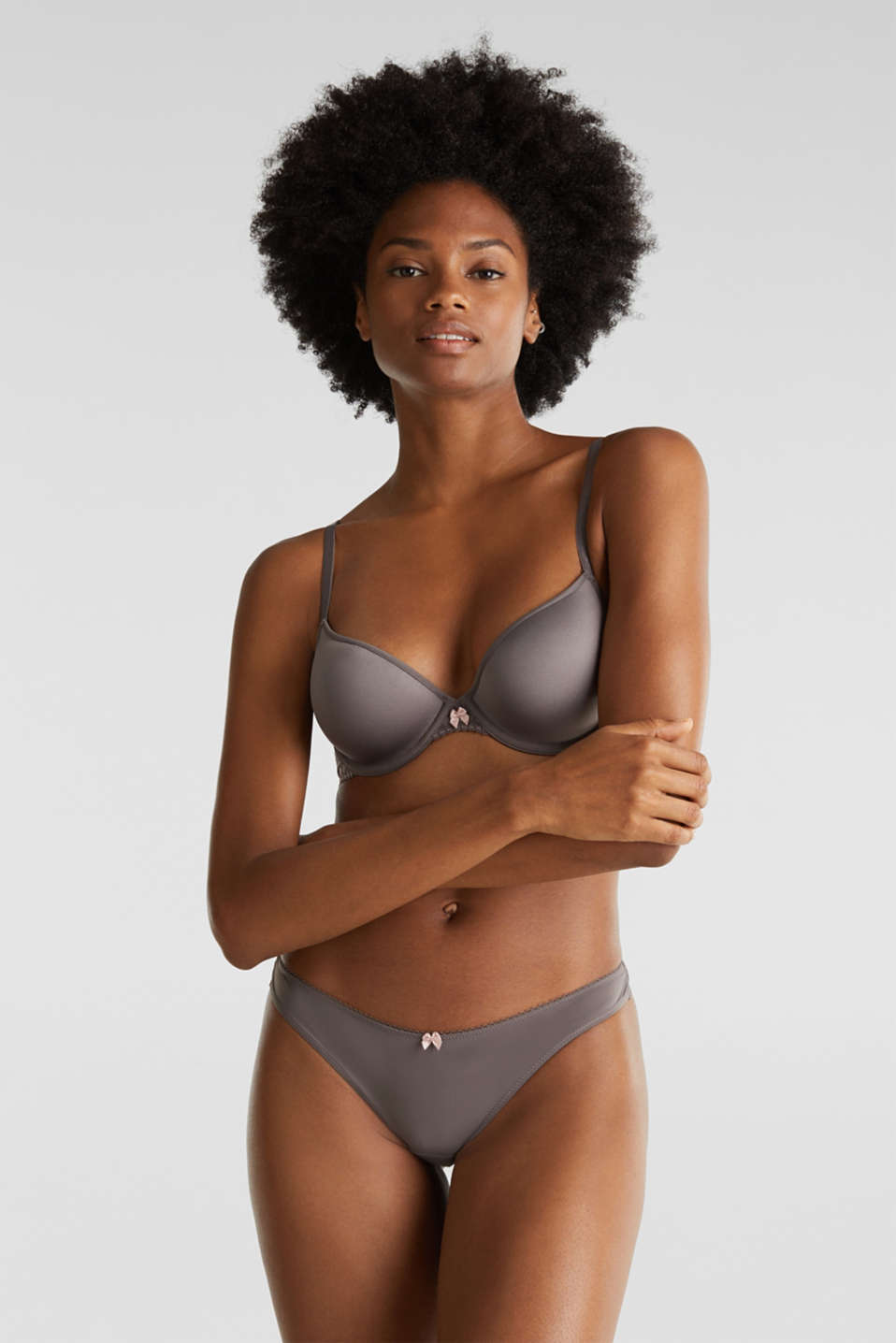 Esprit - Padded bra with spacer cups