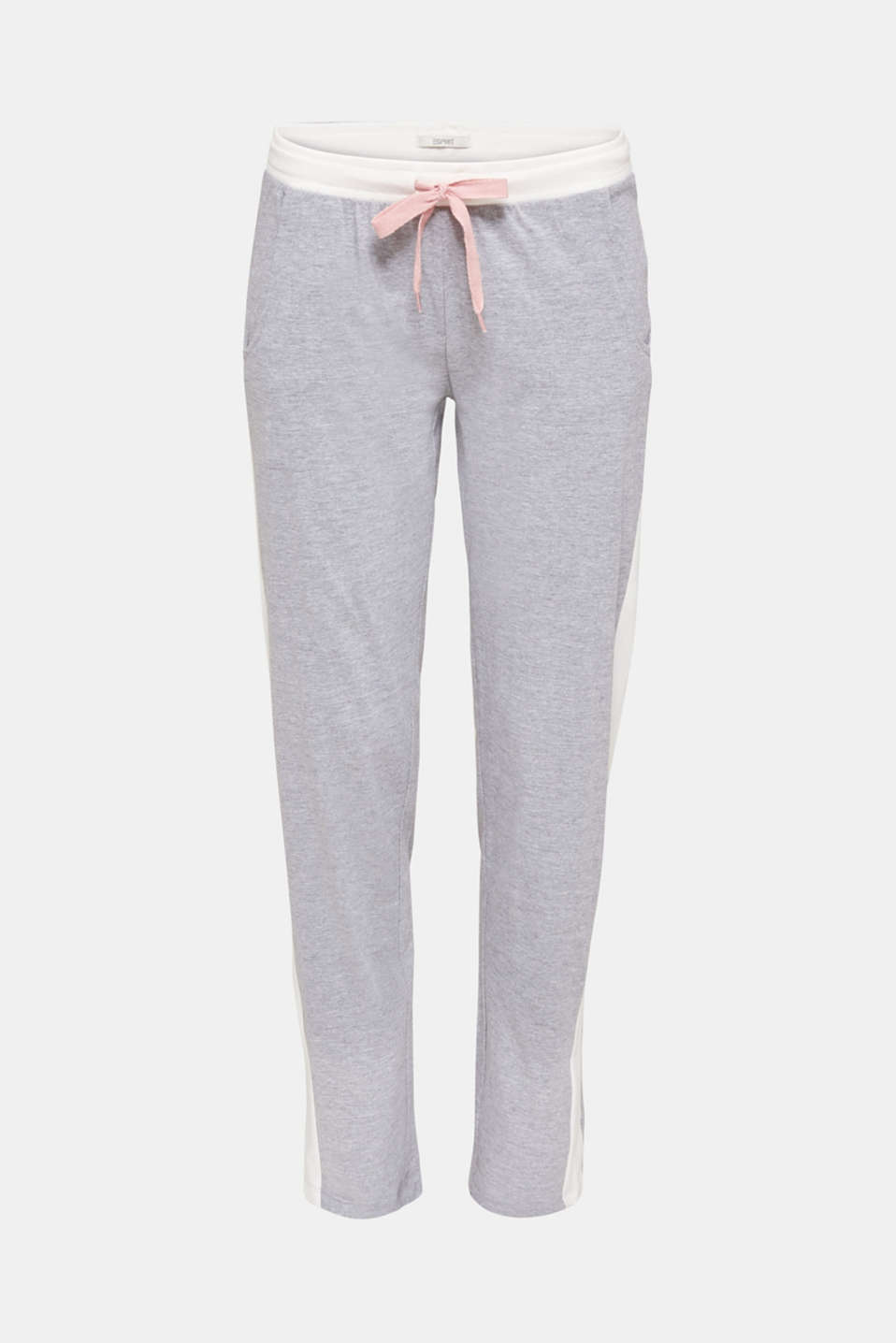 Pyjama bottoms, MEDIUM GREY, detail image number 5
