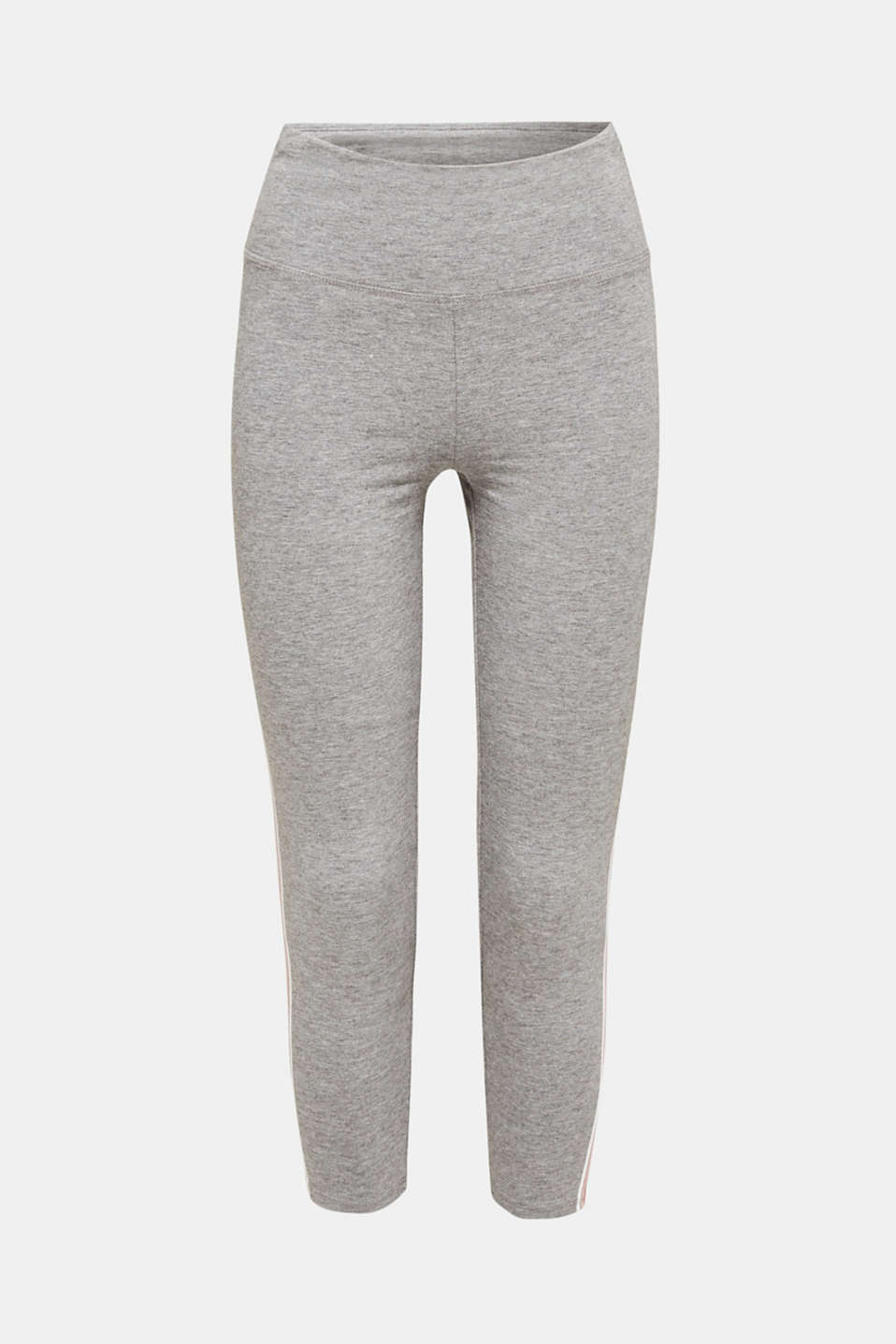 Pants knitted, MEDIUM GREY 2, detail image number 6