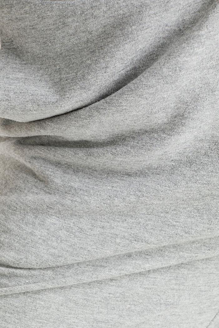 Jersey-Pants mit Racing-Streifen, MEDIUM GREY, detail image number 3