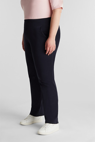 NEW YEAR. NEW ME. Stretch trousers