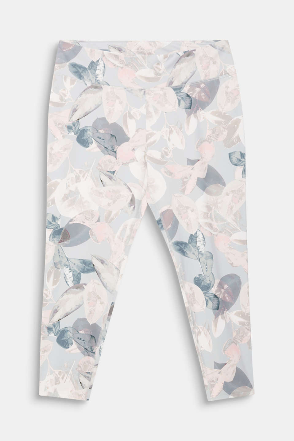 NEW YEAR. NEW ME. Active leggings with a print, E-DRY, LIGHT PINK 3, detail image number 7