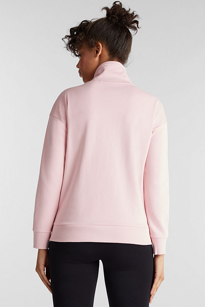 Vest met col, LIGHT PINK, detail image number 3