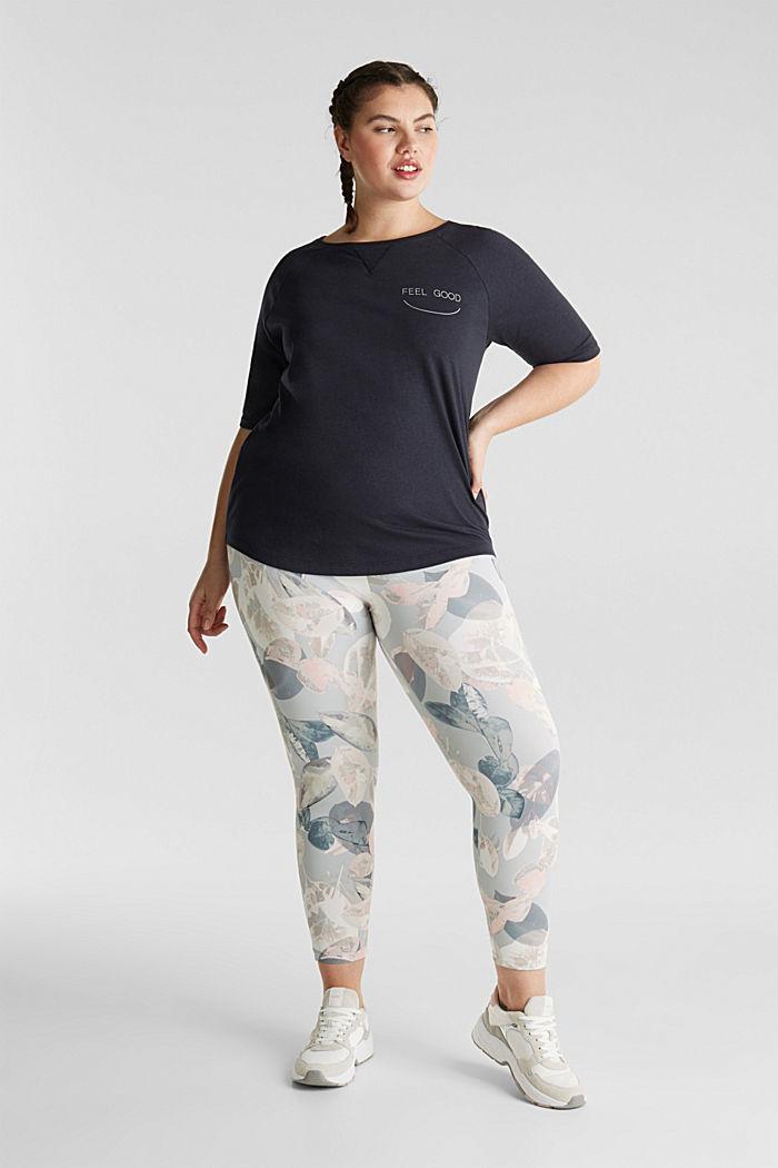 AÑO NUEVO. VIDA NUEVA. Camiseta de ranglán, NAVY, detail image number 1