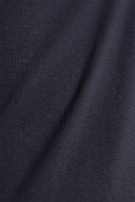 NEW YEAR. NEW ME. Raglan top, NAVY 2, detail