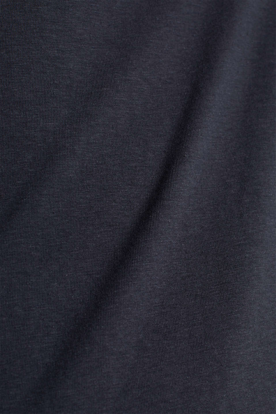NEW YEAR. NEW ME. Raglan top, NAVY 2, detail image number 3