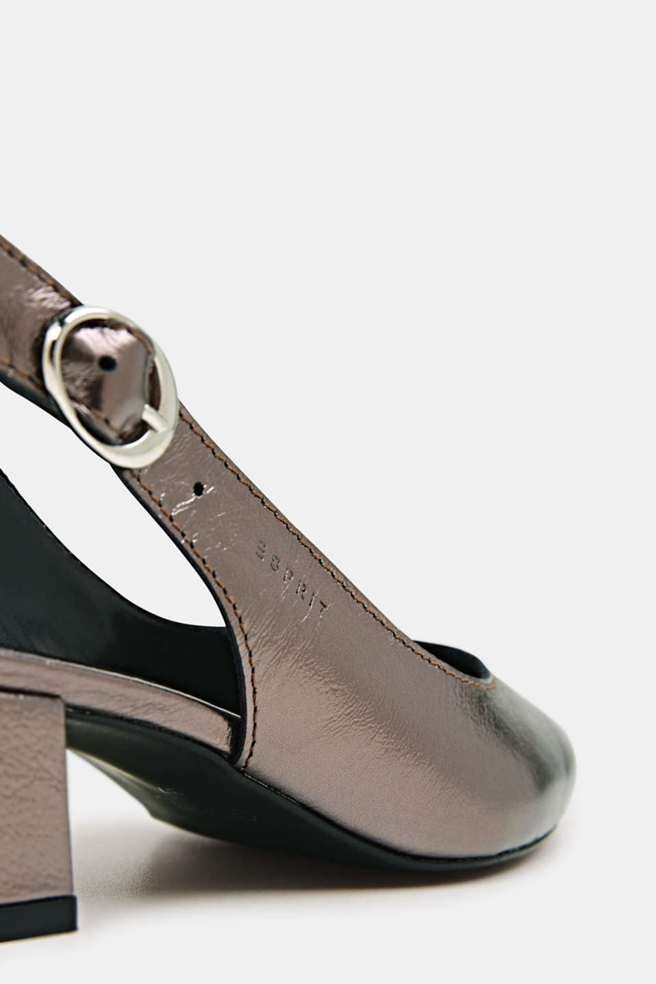 Formal Shoes leather, TAUPE, detail image number 4