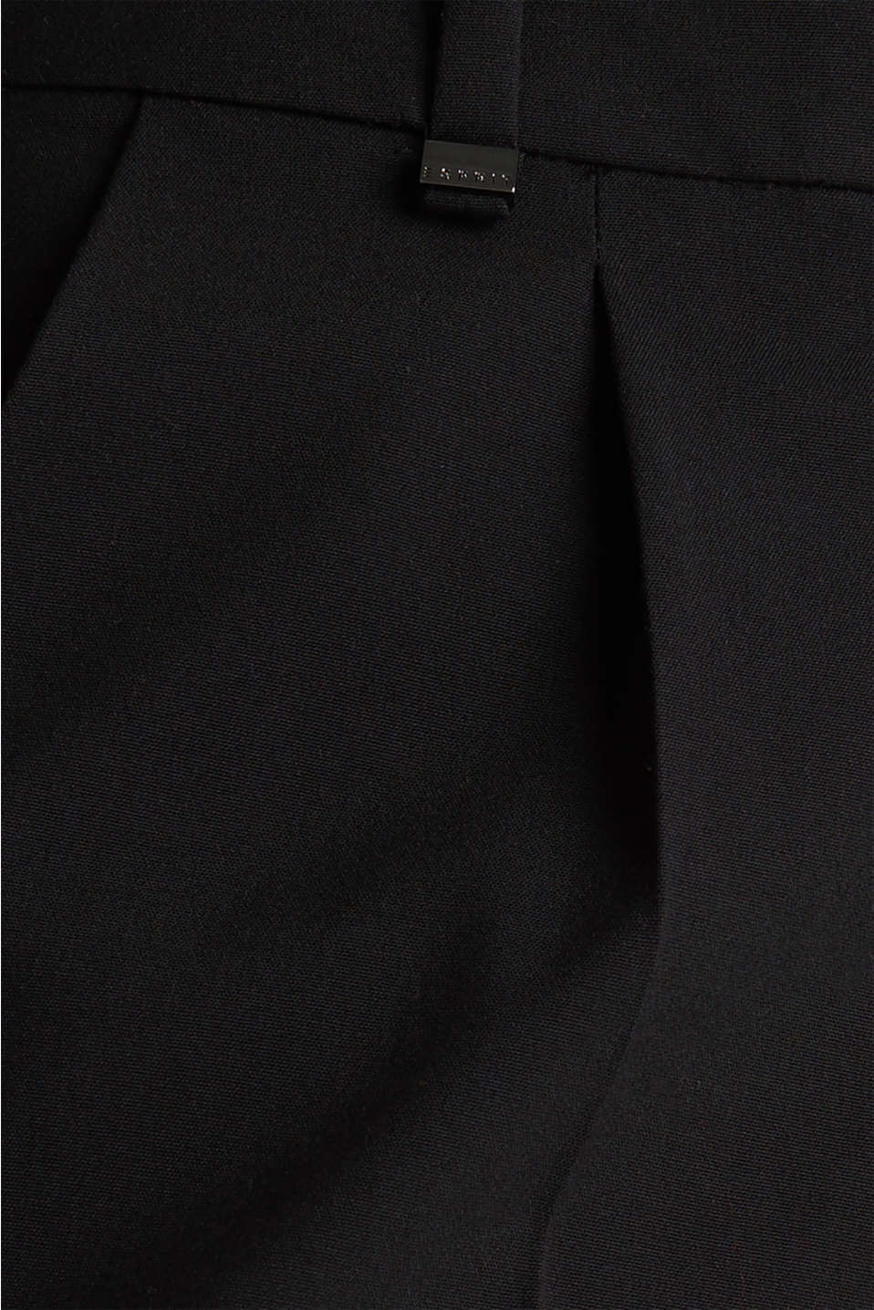 PURE BUSINESS mix + match trousers, BLACK, detail image number 4