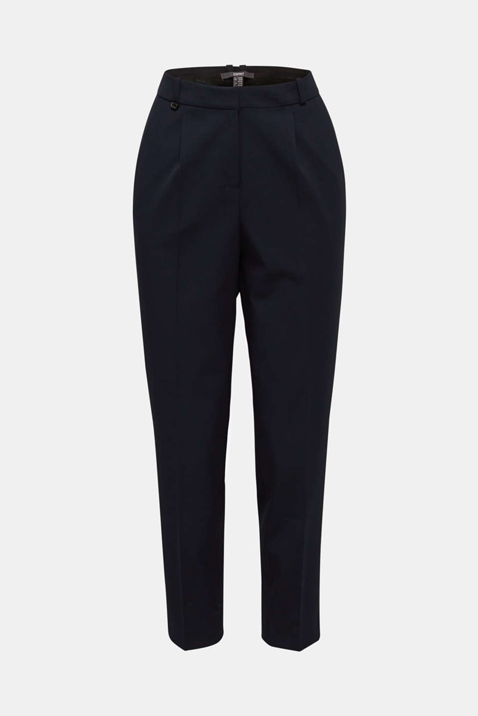 PURE BUSINESS mix + match trousers, NAVY, detail image number 8