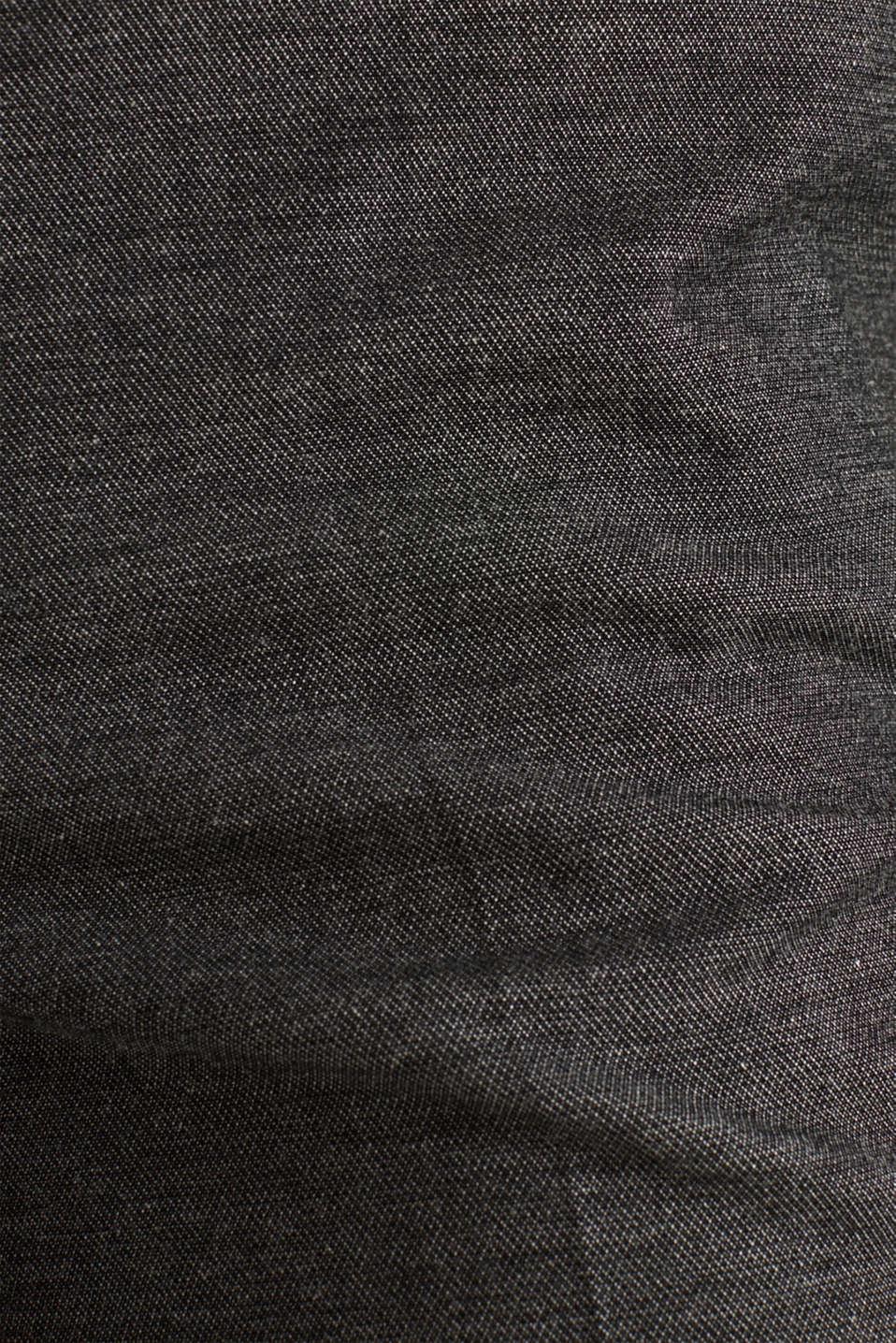 Pants woven, DARK GREY 5, detail image number 4
