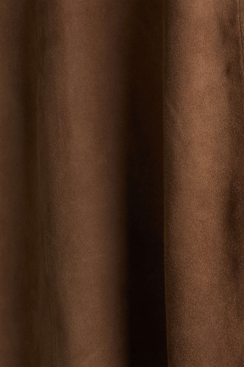 Skirts leather, TAUPE, detail image number 4