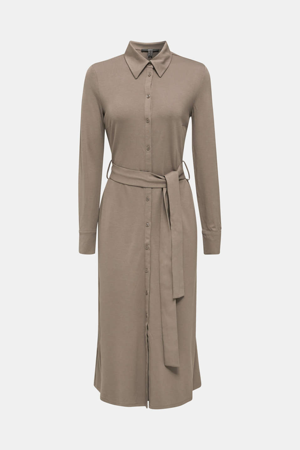 Dresses knitted, TAUPE, detail image number 6