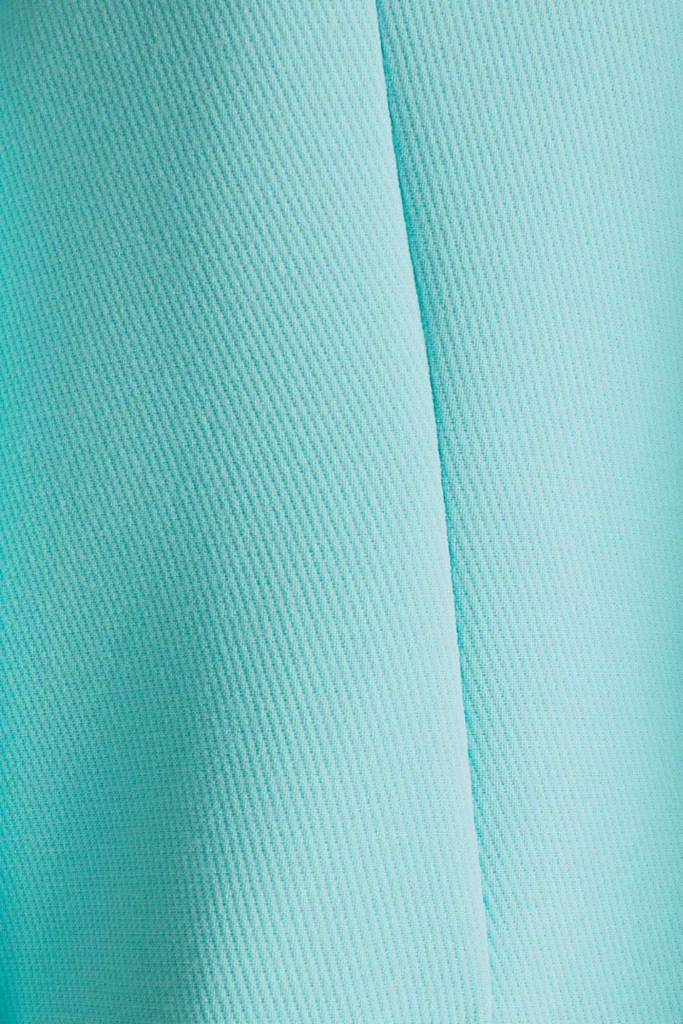Blazer coat with a fine texture, LIGHT TURQUOISE, detail image number 4