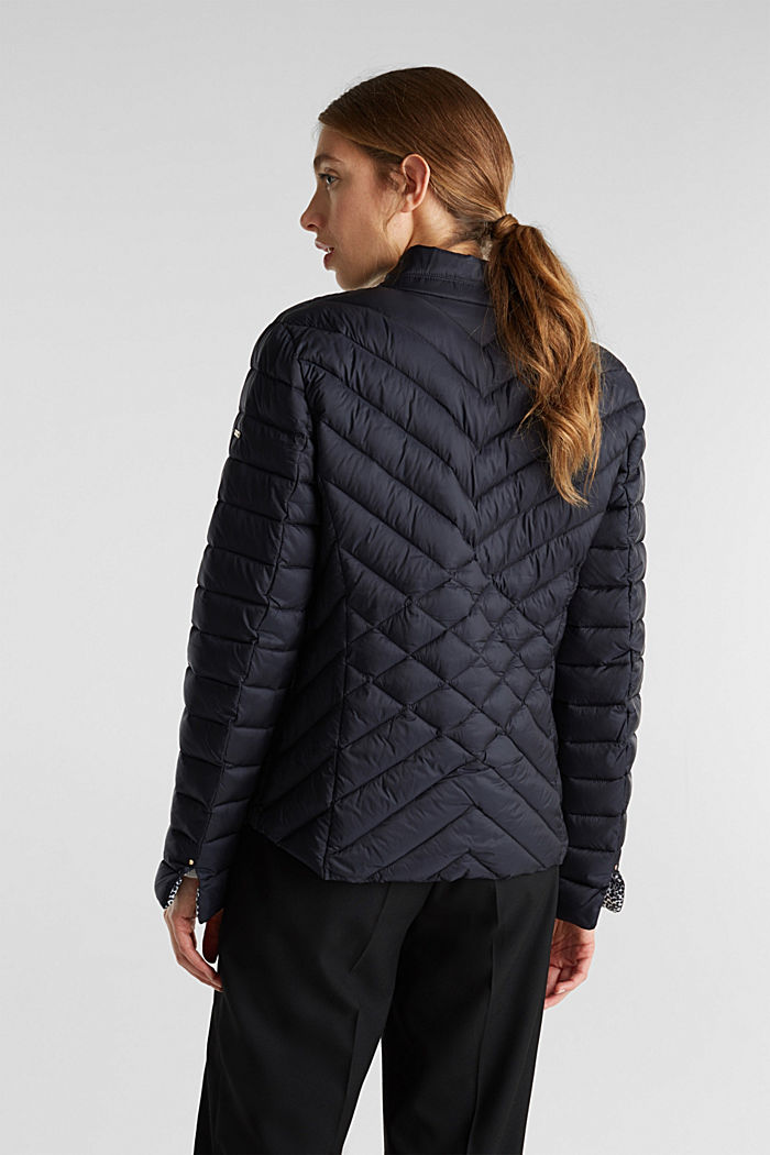 Quilted jacket with 3M™ Thinsulate™ padding, BLACK, detail image number 3