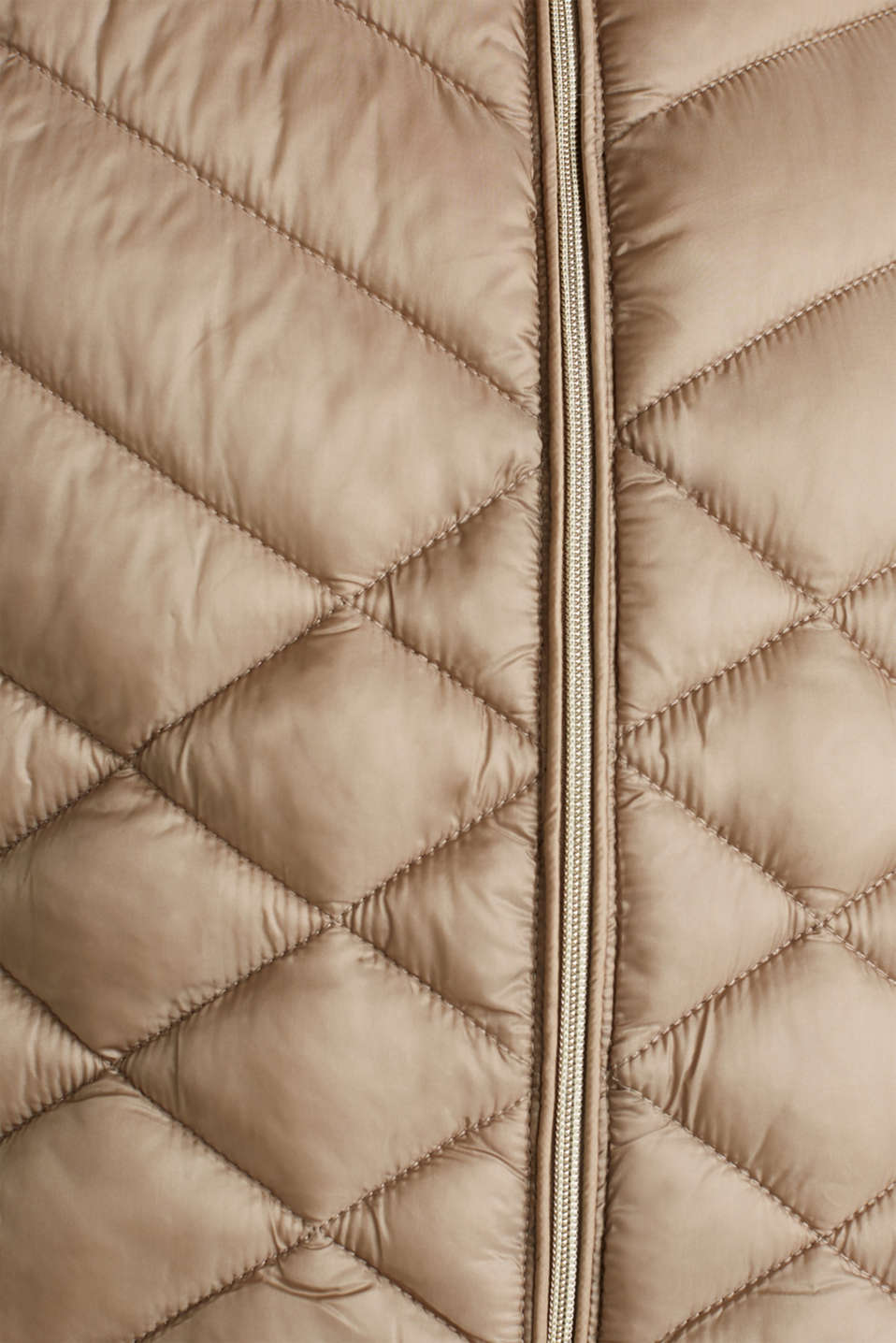 Jackets outdoor woven, LIGHT TAUPE, detail image number 4