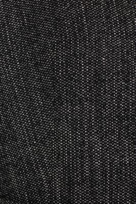 Blazer in a salt and pepper look, BLACK 2, detail