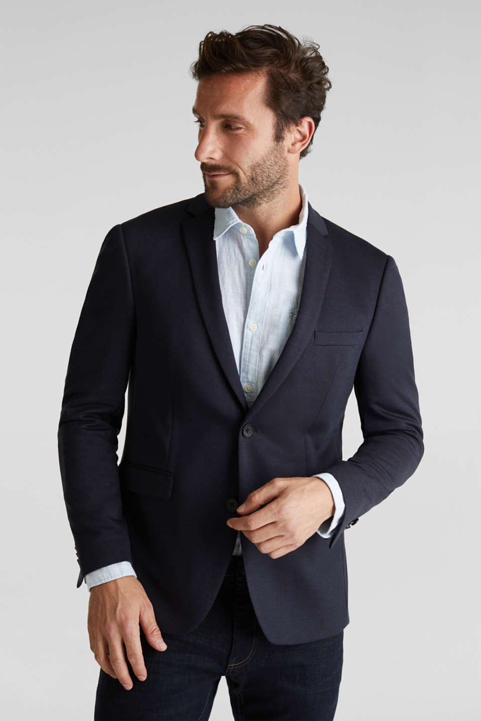 Esprit - JOGG SUIT mix + match: colbert