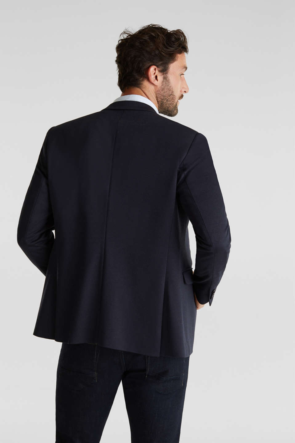 JOGG SUIT mix + match: sports jacket, DARK BLUE 5, detail image number 3