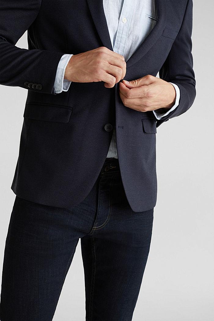 JOGG SUIT mix + match: sports jacket, DARK BLUE, detail image number 2