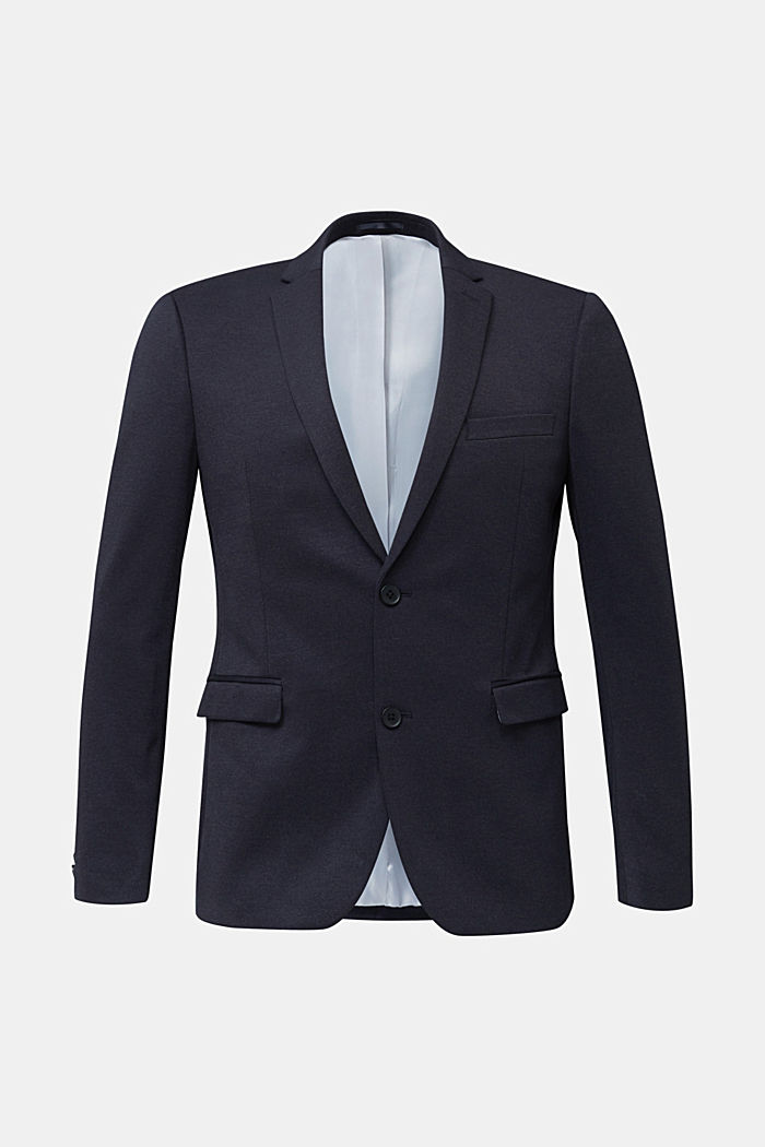 JOGG SUIT mix + match: sports jacket, DARK BLUE, detail image number 5