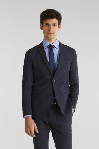 WINDOW CHECK mix + match stretch jacket
