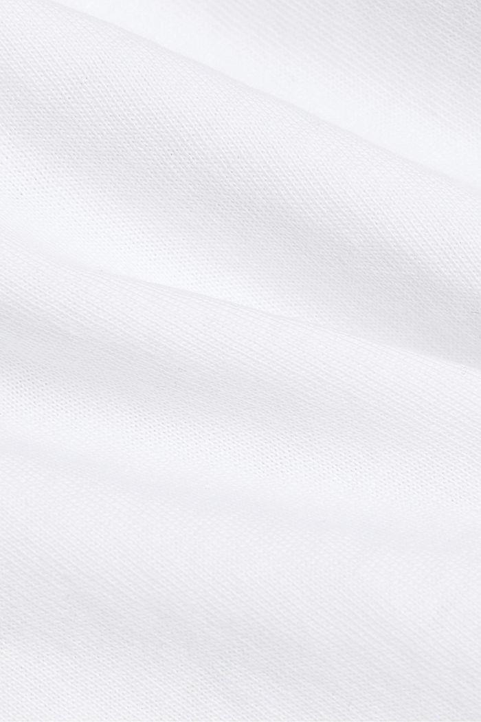 T-Shirt mit Foto-Print, 100% Bio-Baumwolle, WHITE, detail image number 4
