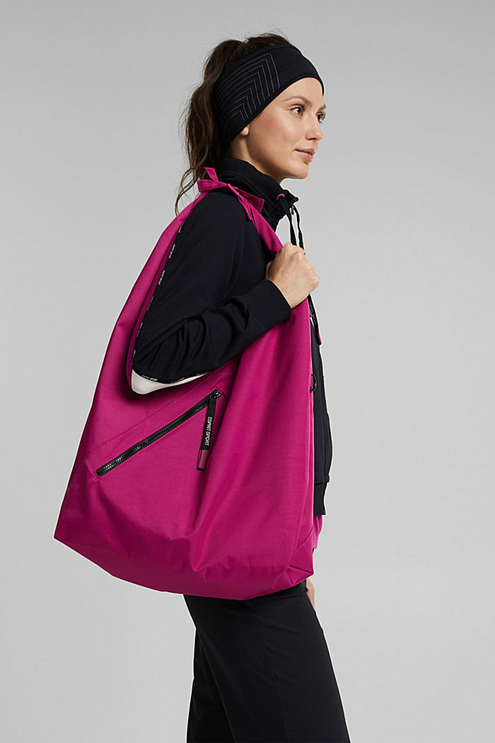Sporty hobo bag