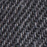 Stretch-Jeans mit Zipper-Detail, BLACK DARK WASHED, swatch