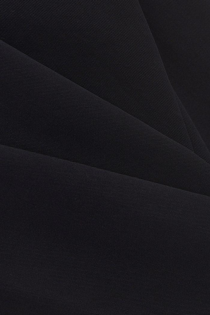 TENCEL™: Stretch-Chino mit hohem Bund, NAVY, detail image number 4