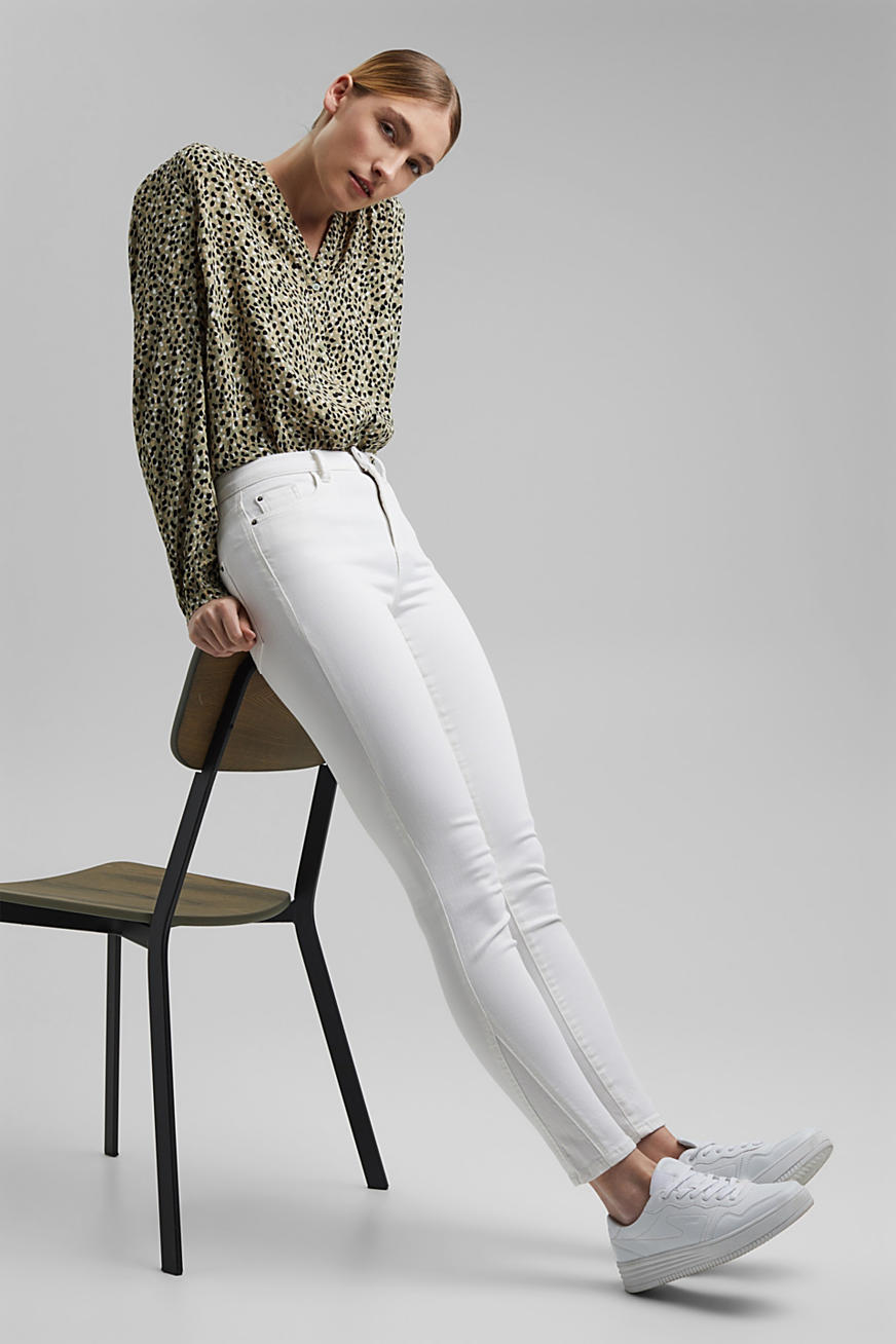Shaping-Jeans mit Organic Cotton