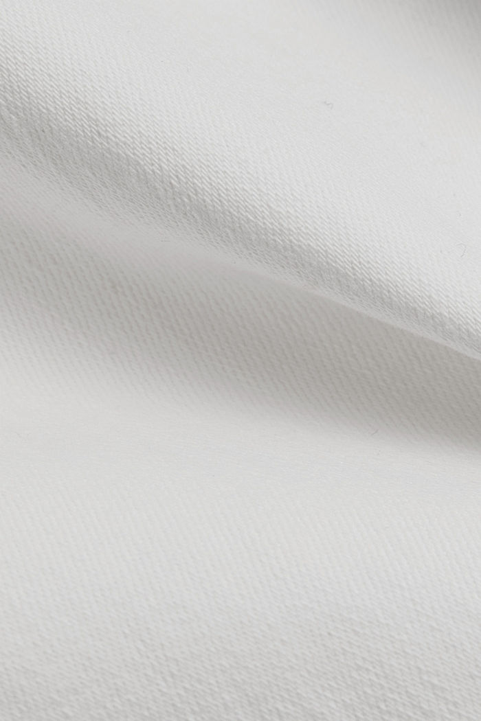 Shaping jeans made of organic cotton, WHITE, detail image number 4