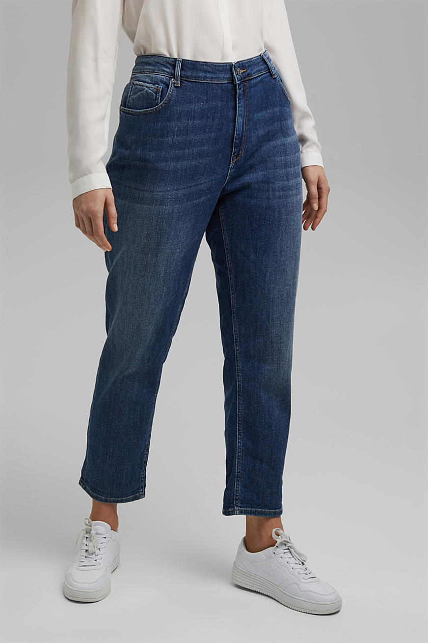 relaxed denim