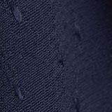 Fijn gestructureerde blouse van LENZING™ ECOVERO™, NAVY, swatch