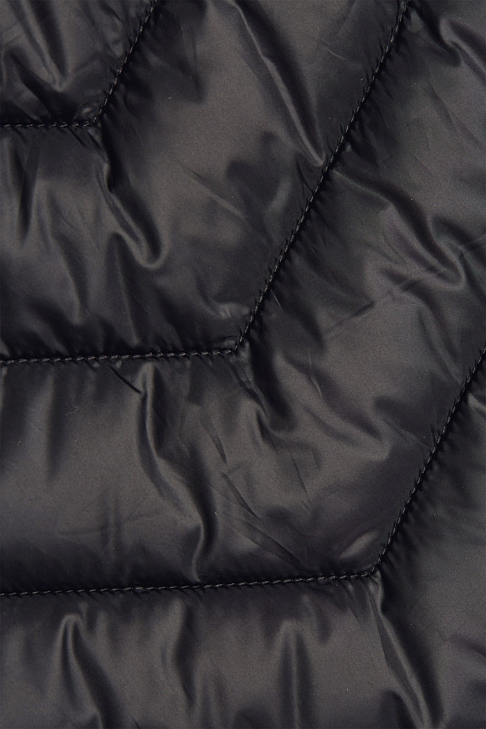 CURVY bodywarmer with 3M™ Thinsulate™ filling, BLACK, detail image number 4