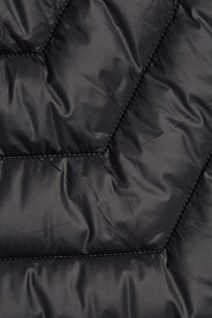 CURVY Weste mit 3M™ Thinsulate™-Füllung, BLACK, detail image number 4