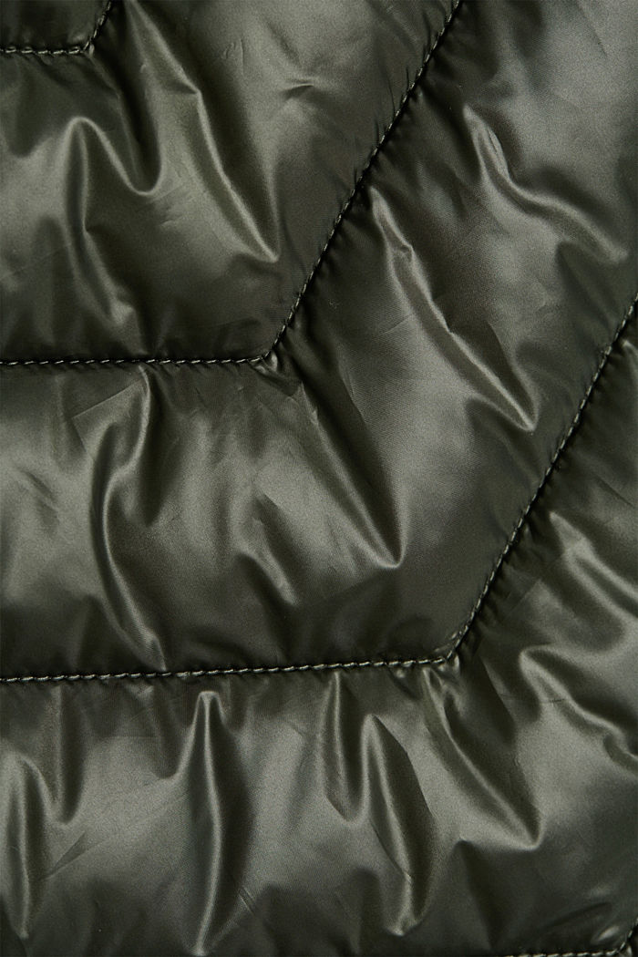 CURVY Weste mit 3M™ Thinsulate™-Füllung, KHAKI GREEN, detail image number 4