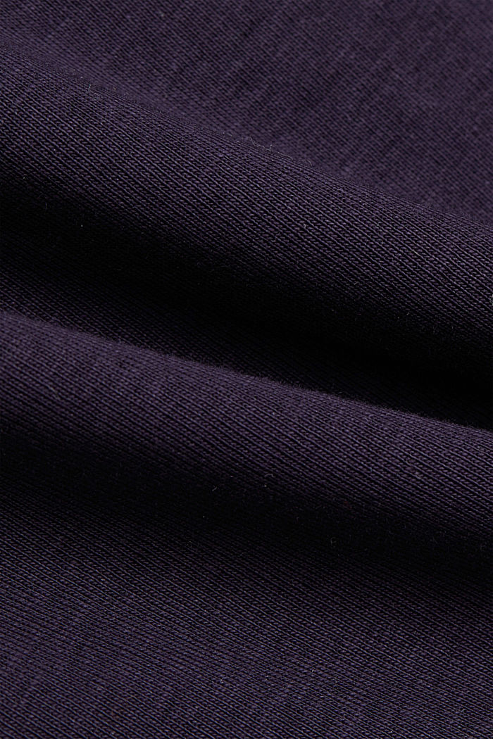 T-shirt made of 100% organic cotton, NAVY, detail image number 4
