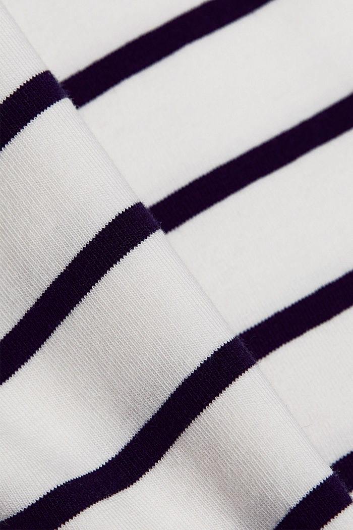 Longsleeve mit Organic Cotton, OFF WHITE, detail image number 4