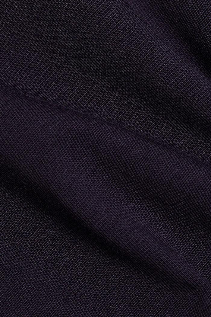 Longsleeve mit Organic Cotton, NAVY, detail image number 4