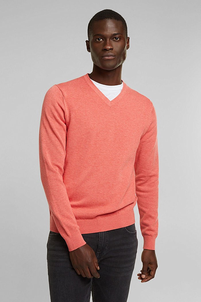 Jumper made of 100% organic cotton