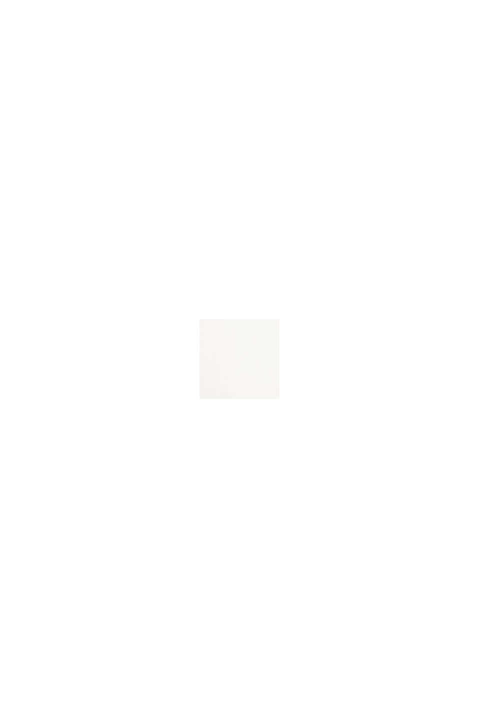 Recycelt: Wattierter bügelloser BH mit Spitze, OFF WHITE, swatch