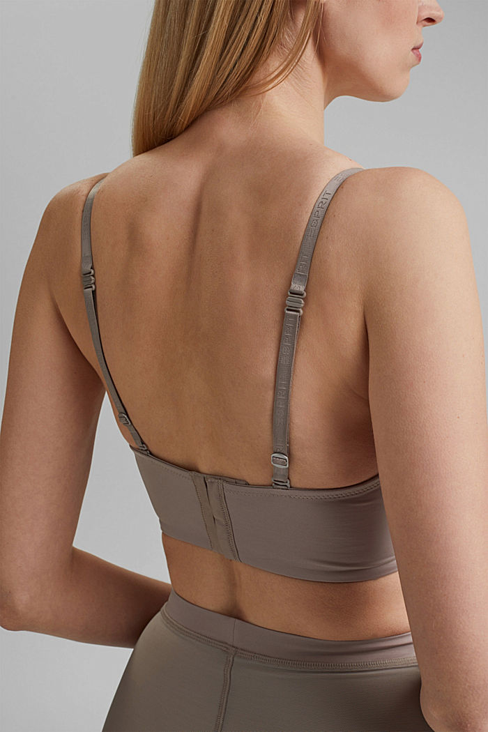 Reggiseno push up SHEPEWEAR, LIGHT TAUPE, detail image number 4