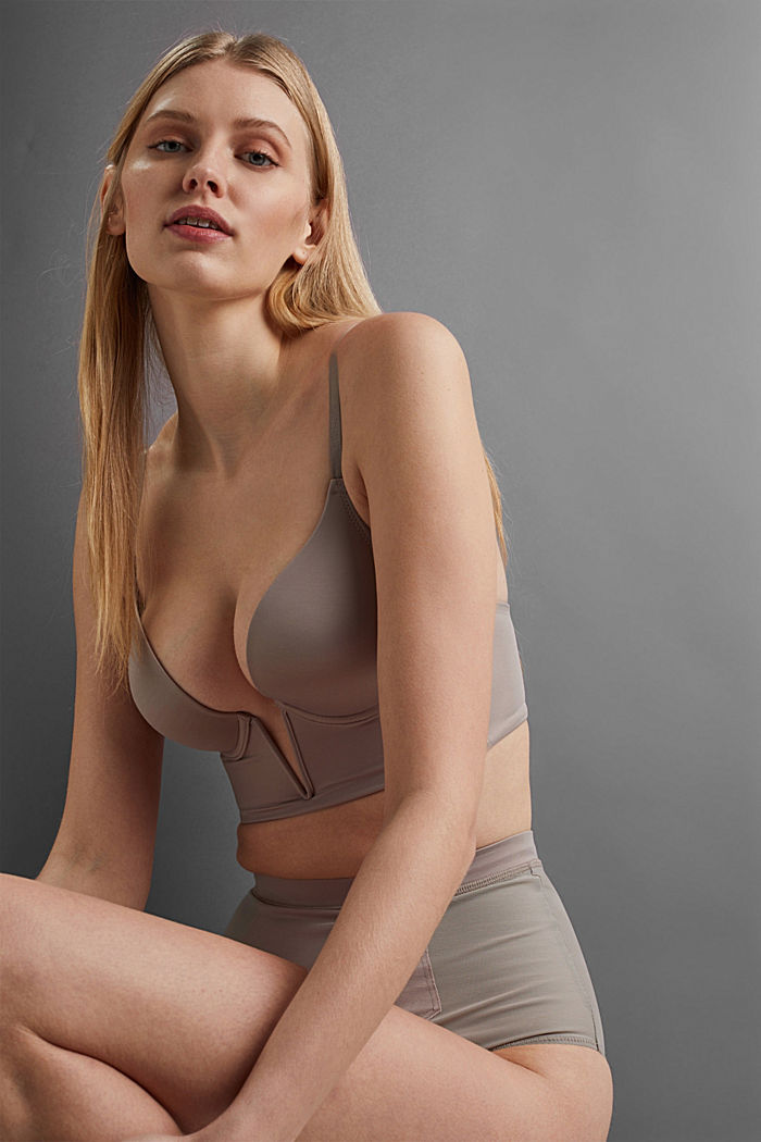 Reggiseno push up SHEPEWEAR, LIGHT TAUPE, detail image number 5