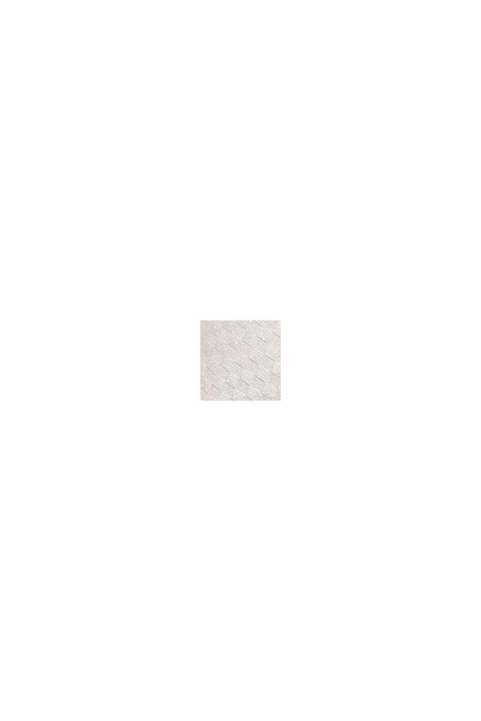Wattierter bügelloser BH mit Spitze, OFF WHITE, swatch