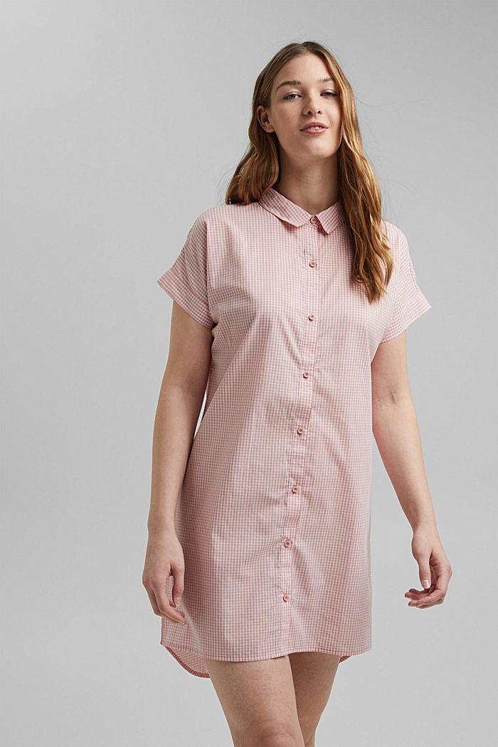 Nachthemd aus 100% Organic Cotton