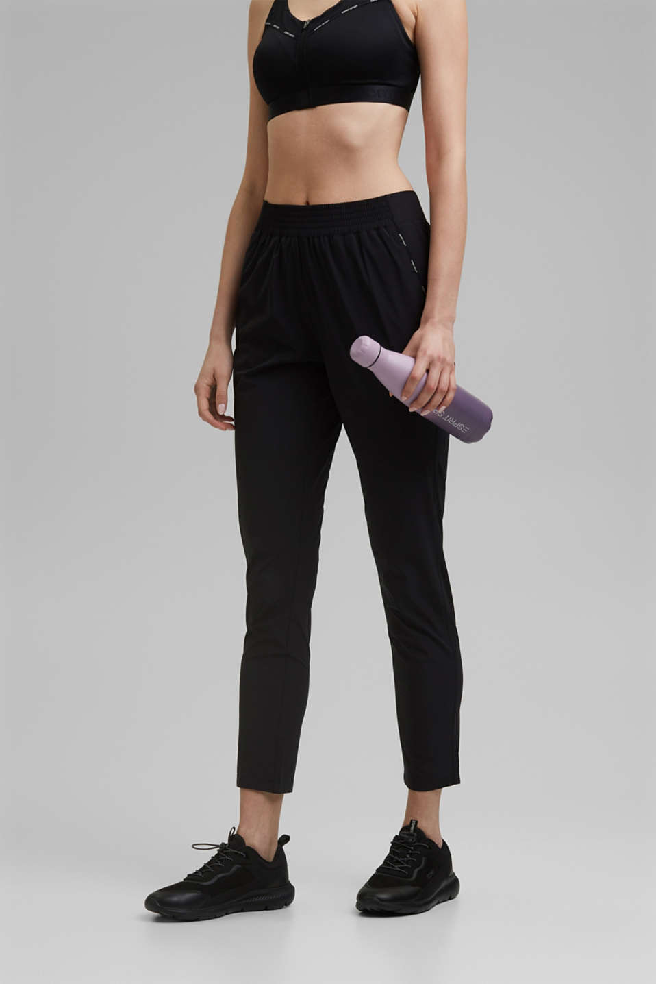 Esprit - Active Pants mit 4-way-Stretch