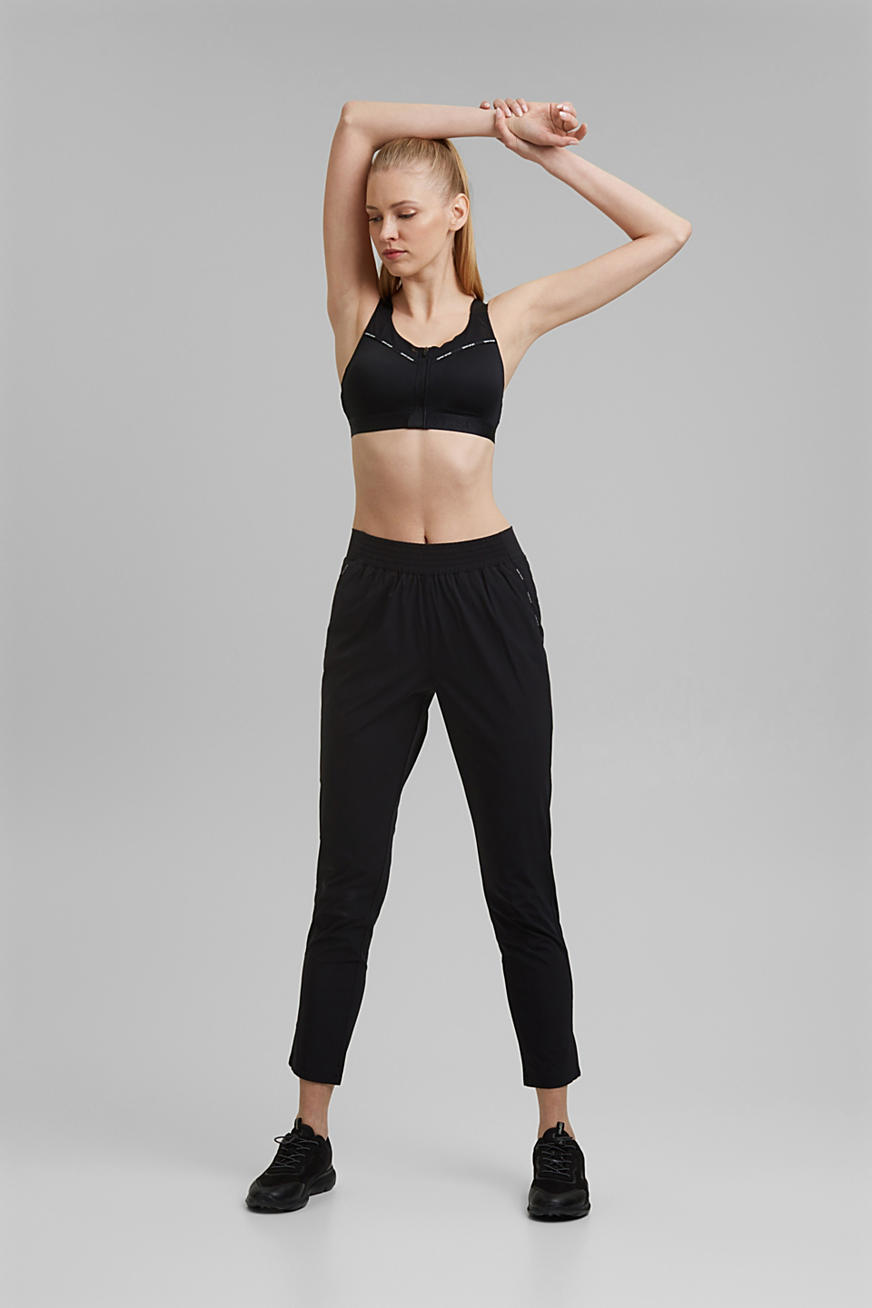 Sportbroek met 4-way-stretch