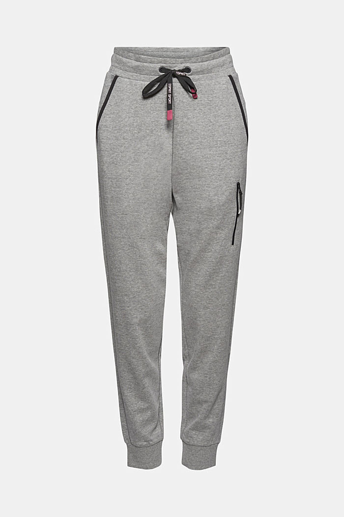 Sweatshirt trousers containing LENZING™ ECOVERO™